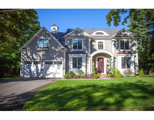 独户住宅 为 出租 在 37 Leewood Road 韦尔茨利, 02482 美国
