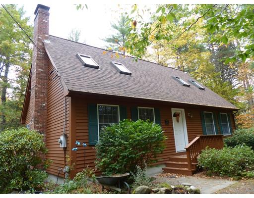 Single Family Home for Sale at 144 Neilson Road 144 Neilson Road New Salem, Massachusetts 01355 United States