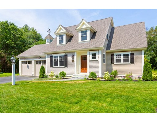 Single Family Home for Sale at 4 Sycamore Lane Salisbury, Massachusetts 01952 United States