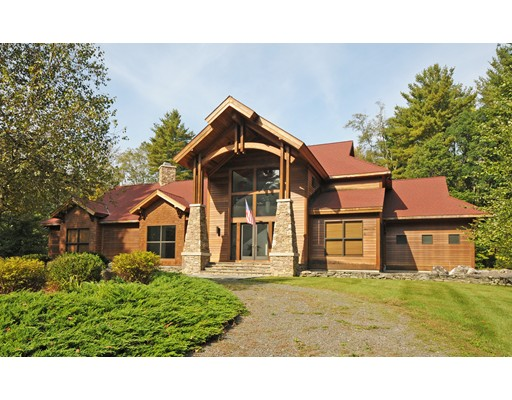 Single Family Home for Sale at 35 Creamery Road 35 Creamery Road Egremont, Massachusetts 01258 United States