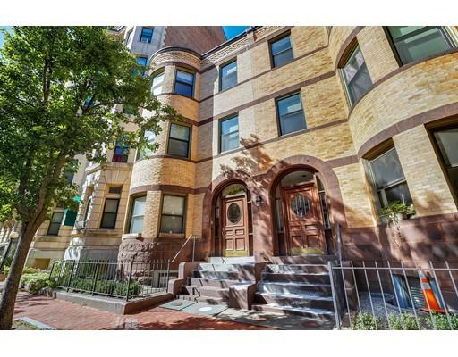 شقة بعمارة للـ Sale في 47 Saint Botolph Street 47 Saint Botolph Street Boston, Massachusetts 02116 United States