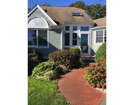 شقة بعمارة للـ Sale في 74 Hidden Bay Drive 74 Hidden Bay Drive Dartmouth, Massachusetts 02748 United States