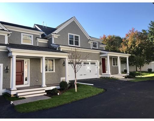 Appartement en copropriété pour l Vente à 239 Washington 239 Washington Norwell, Massachusetts 02061 États-Unis