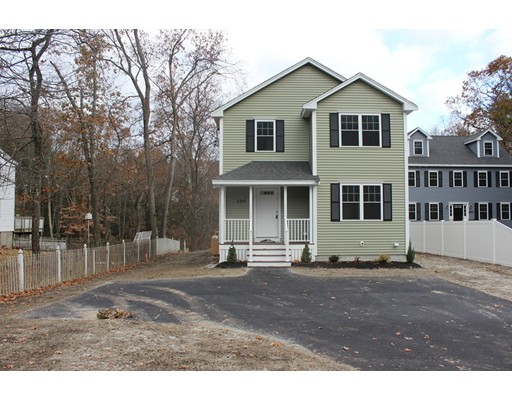 Single Family Home for Sale at 194 Salem Road Billerica, 01821 United States