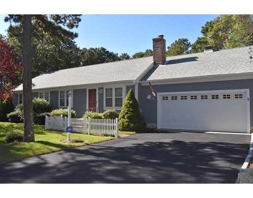 Single Family Home for Sale at 50 Benjamin Way Yarmouth, 02673 United States