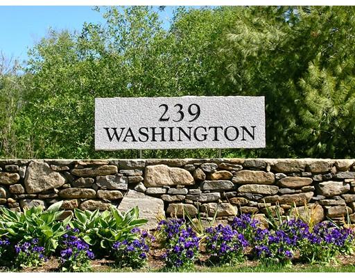 239 Washington 32 B, Norwell, MA, 02061