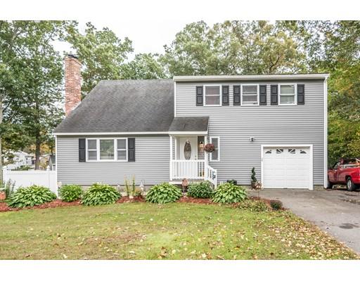 واحد منزل الأسرة للـ Sale في 17 Custom Street 17 Custom Street Nashua, New Hampshire 03062 United States