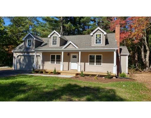 Maison unifamiliale pour l Vente à 156 Hampden Road 156 Hampden Road East Longmeadow, Massachusetts 01028 États-Unis