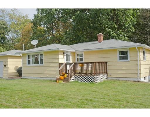 واحد منزل الأسرة للـ Sale في 4 Brenan Street 4 Brenan Street Holyoke, Massachusetts 01040 United States