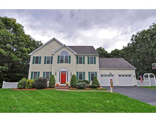 Single Family Home for Sale at 14 Nicole Road 14 Nicole Road Mansfield, Massachusetts 02048 United States