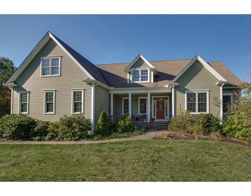 Частный односемейный дом для того Продажа на 53 Dwinell Road 53 Dwinell Road Millbury, Массачусетс 01527 Соединенные Штаты