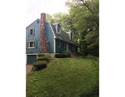独户住宅 为 销售 在 85 Alderbrook Court Wrentham, 马萨诸塞州 02093 美国