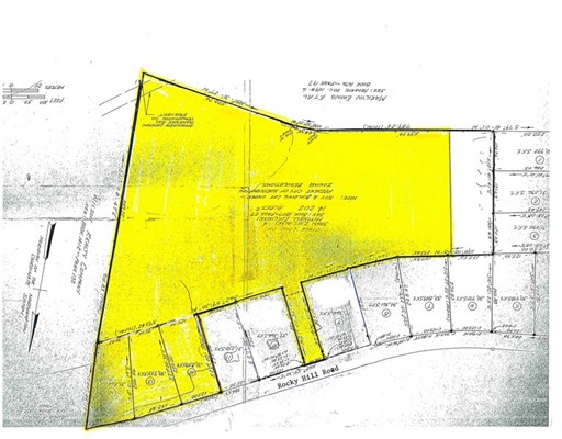 Land for Sale at 9 Rocky Hill Road Northampton, 01062 United States