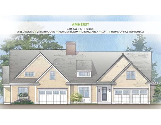 Condominio por un Venta en 15 Tolland Way 15 Tolland Way Framingham, Massachusetts 01701 Estados Unidos