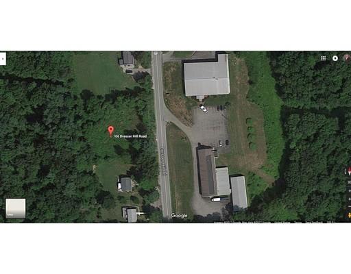 Terrain pour l Vente à 106 Dresser Hill Road 106 Dresser Hill Road Charlton, Massachusetts 01507 États-Unis