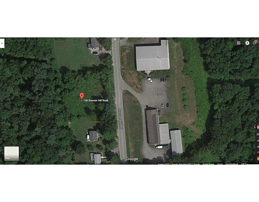 أراضي للـ Sale في 106 Dresser Hill Road 106 Dresser Hill Road Charlton, Massachusetts 01507 United States