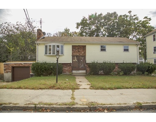 Single Family Home for Sale at 40 School Street 40 School Street Central Falls, Rhode Island 02863 United States