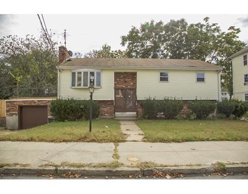 Casa Unifamiliar por un Venta en 40 School Street 40 School Street Central Falls, Rhode Island 02863 Estados Unidos