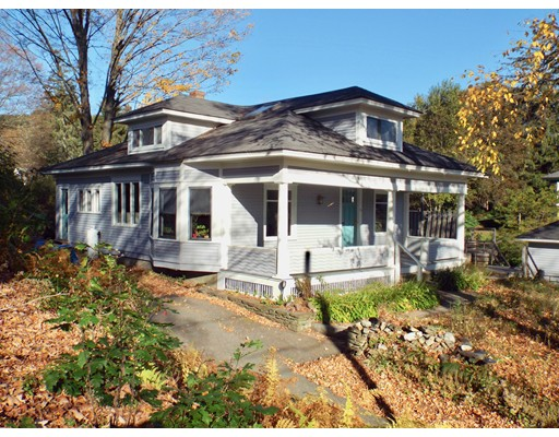 Single Family Home for Sale at 26 Monroe Avenue 26 Monroe Avenue Buckland, Massachusetts 01370 United States
