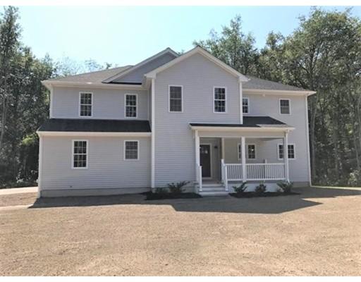 Maison unifamiliale pour l Vente à 17 Birch Road 17 Birch Road Freetown, Massachusetts 02702 États-Unis