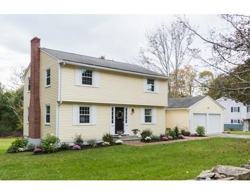 Casa Unifamiliar por un Venta en 42 Flagg Road 42 Flagg Road Southborough, Massachusetts 01772 Estados Unidos