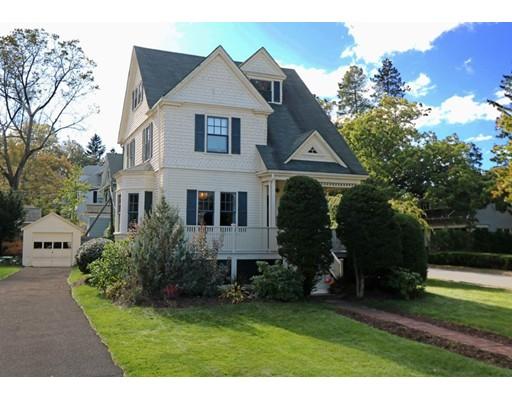 Single Family Home for Sale at 20 Kirk Street 20 Kirk Street Boston, Massachusetts 02132 United States