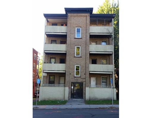Multi-Family Home for Sale at 474 Liberty Street Springfield, Massachusetts 01104 United States