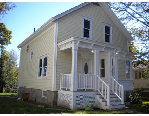 واحد منزل الأسرة للـ Sale في 115 Blaine Street 115 Blaine Street Fall River, Massachusetts 02723 United States