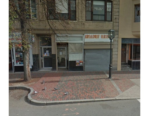 Commercial for Rent at 413 Broadway 413 Broadway Chelsea, Massachusetts 02150 United States