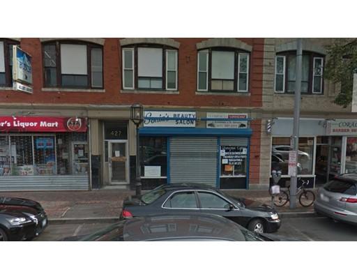 Commercial pour l à louer à 423 Broadway 423 Broadway Chelsea, Massachusetts 02150 États-Unis