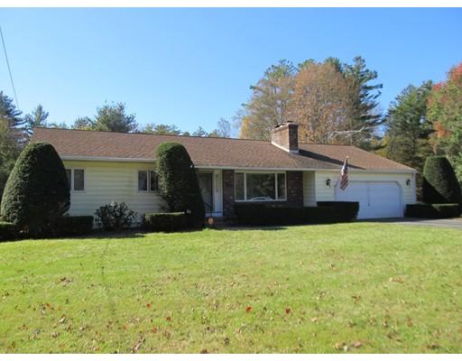 Частный односемейный дом для того Продажа на 780 Franklin Street 780 Franklin Street Belchertown, Массачусетс 01007 Соединенные Штаты