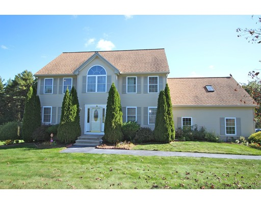 Single Family Home for Rent at 19 Chandler Road 19 Chandler Road Westford, Massachusetts 01886 United States
