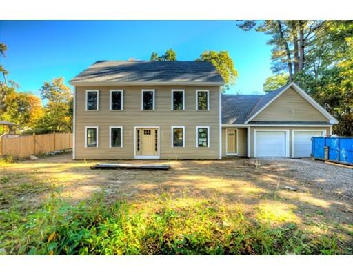 Частный односемейный дом для того Продажа на 40 Shannon 40 Shannon Billerica, Массачусетс 01821 Соединенные Штаты