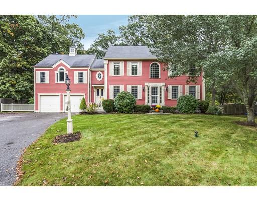 Maison unifamiliale pour l Vente à 46 Millbrook Drive 46 Millbrook Drive Rockland, Massachusetts 02370 États-Unis