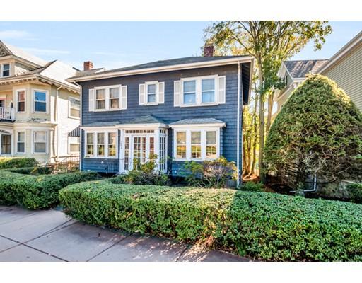 Single Family Home for Sale at 1694 Centre 1694 Centre Boston, Massachusetts 02132 United States