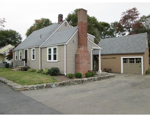Частный односемейный дом для того Продажа на 12 Woodbury Drive 12 Woodbury Drive Beverly, Массачусетс 01915 Соединенные Штаты