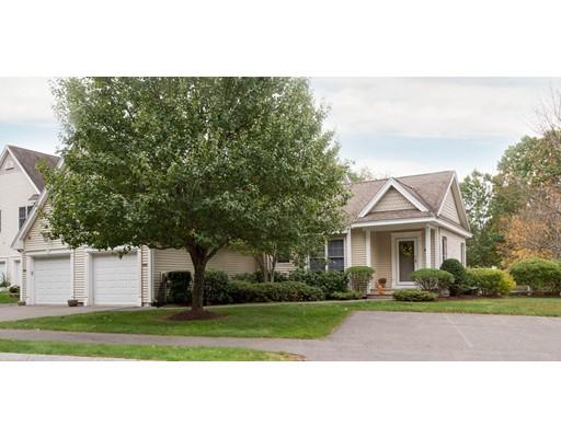 Appartement en copropriété pour l Vente à 801 Alyssa Drive 801 Alyssa Drive Groveland, Massachusetts 01834 États-Unis