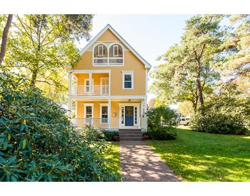 Μονοκατοικία για την Πώληση στο 491 Webster Street 491 Webster Street Needham, Μασαχουσετη 02494 Ηνωμενεσ Πολιτειεσ