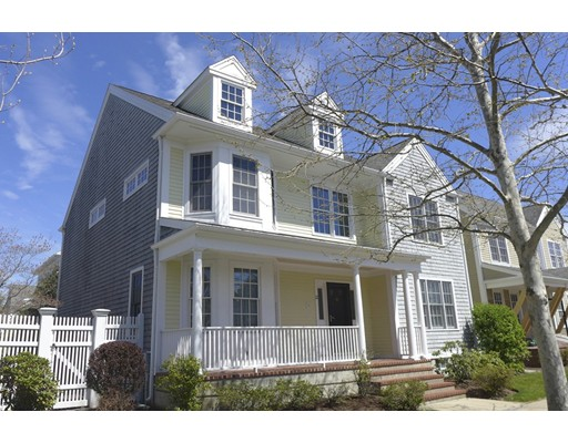 "Showcase Single-Family Home in Chapman's Reach Marina Bay! Enjoy A Waterfront Lifestyle 6 Miles to Boston! No Detail was left undone in this Stunning Fully-Upgraded Property! Rich, Gleaming Hardwood floors throughout! Entry foyer opens to formal Dining Room. Chef's Gourmet Granite Kitchen with Custom Cabinetry, Center Island, Breakfast Bar, Pantry & Stainless Steel Appliances. Open Living Great Room w/Gas Fireplace and Double French Doors Master suite opens to the bluestone patio and landscaped yard, W/built-in gas BBQ. Elegant Master Suite w/ Cathedral Ceiling! Double Vanities in Master Bath w/Jacuzzi Tub! Lofted office, Large Media/Bonus Room, 2-Car Attached Garage w/Additional Deeded Parking Space! See  ""NEWENGLANDBOATING.COM"" & ""MARINABAYBOSTON.COM"" to see Marina Bay's restaurants, shops, boardwalk, and 680 boat slips nearby. Convenient free shuttle to North Quincy shuttle red line."