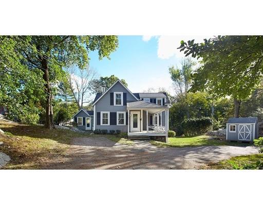واحد منزل الأسرة للـ Sale في 291 N Main Street 291 N Main Street Cohasset, Massachusetts 02025 United States