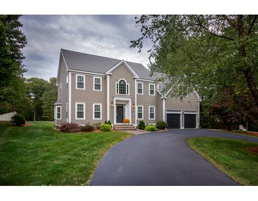 Maison unifamiliale pour l Vente à 22 Kendall Drive 22 Kendall Drive Northborough, Massachusetts 01532 États-Unis