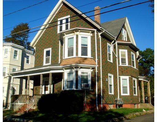 公寓 为 出租 在 141 Winthrop Street #2 141 Winthrop Street #2 布罗克顿, 马萨诸塞州 02301 美国