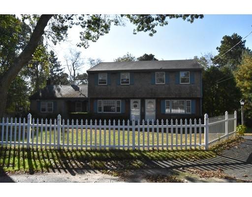 Многосемейный дом для того Продажа на 19 Rose Ter 19 Rose Ter Dennis, Массачусетс 02660 Соединенные Штаты