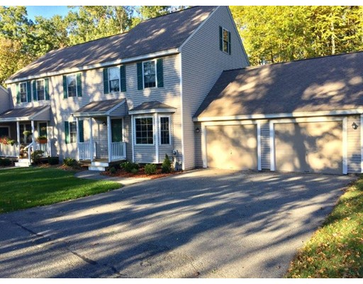 联栋屋 为 出租 在 54 Brook Trail #54 54 Brook Trail #54 Shirley, 马萨诸塞州 01464 美国