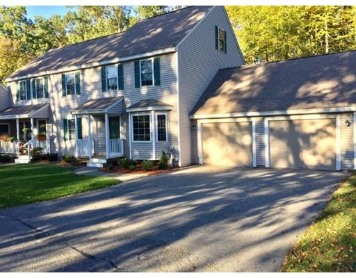 تاون هاوس للـ Rent في 54 Brook Trail #54 54 Brook Trail #54 Shirley, Massachusetts 01464 United States