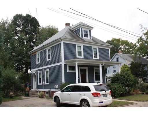 واحد منزل الأسرة للـ Sale في 5 Randall Street 5 Randall Street North Providence, Rhode Island 02911 United States