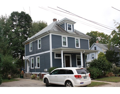 Single Family Home for Sale at 5 Randall Street 5 Randall Street North Providence, Rhode Island 02911 United States