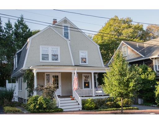 Частный односемейный дом для того Продажа на 21 Pickett Street 21 Pickett Street Beverly, Массачусетс 01915 Соединенные Штаты