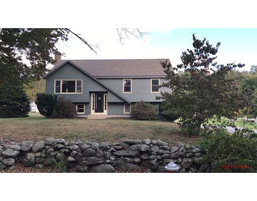 Maison unifamiliale pour l Vente à 102 Adams Road 102 Adams Road Grafton, Massachusetts 01536 États-Unis