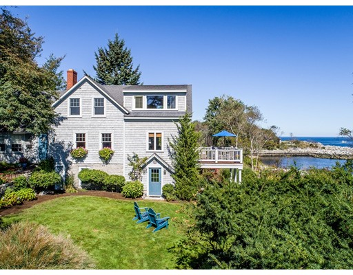 Single Family Home for Sale at 12 Wharf Road 12 Wharf Road Rockport, Massachusetts 01966 United States
